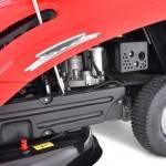 HECHT 5161 - Fűnyíró traktor
