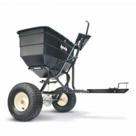 WOLF-Garten vontatható univerzális szórókocsi 79 kg fűnyíró traktorhoz