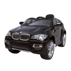 HECHT BMW X6 FEKETE Akkumulátoros gyerek autó