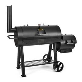Faszenes kerti grill XXL
