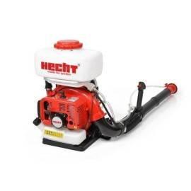 HECHT 459 56 CM3 - motoros felfele és előre is permetez és porozó - permet szóró permetező - alkalmas lombfúvóként is - 2 év garancia -