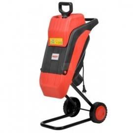 HECHT 624 - 2400 W - elektromos ág aprító komposztáló vágógép - 2 év garancia -