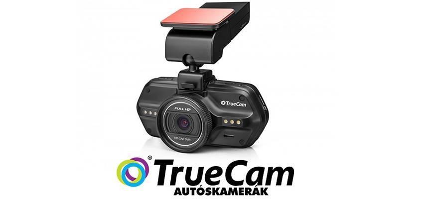 TrueCam Autóskamerák