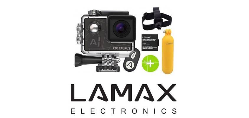 Lamax Akciókamerák