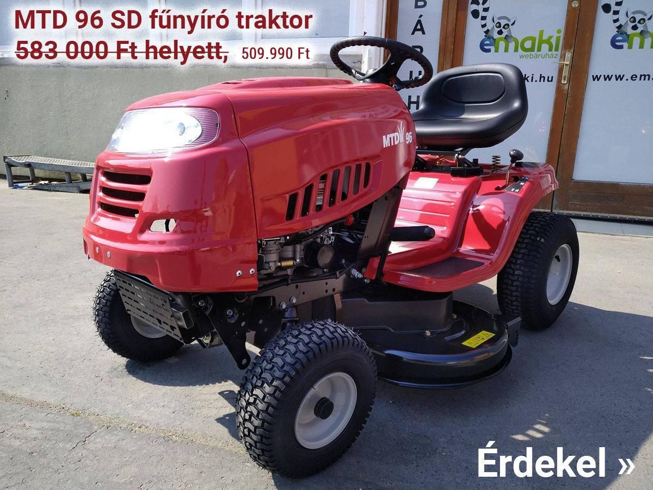 MTD 96 SD
