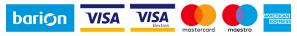 Barion egyszerű bankkártyás fizetés
